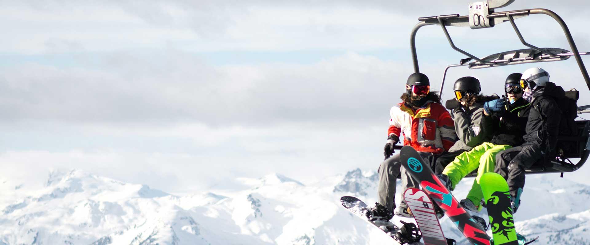 Fit in den Winter – Die richtige Haltung zum Skifahren